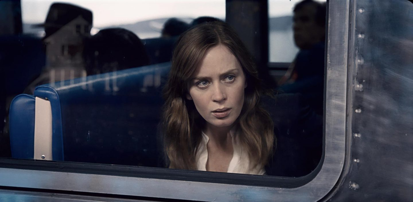 The Girl on the Train to Nowhere