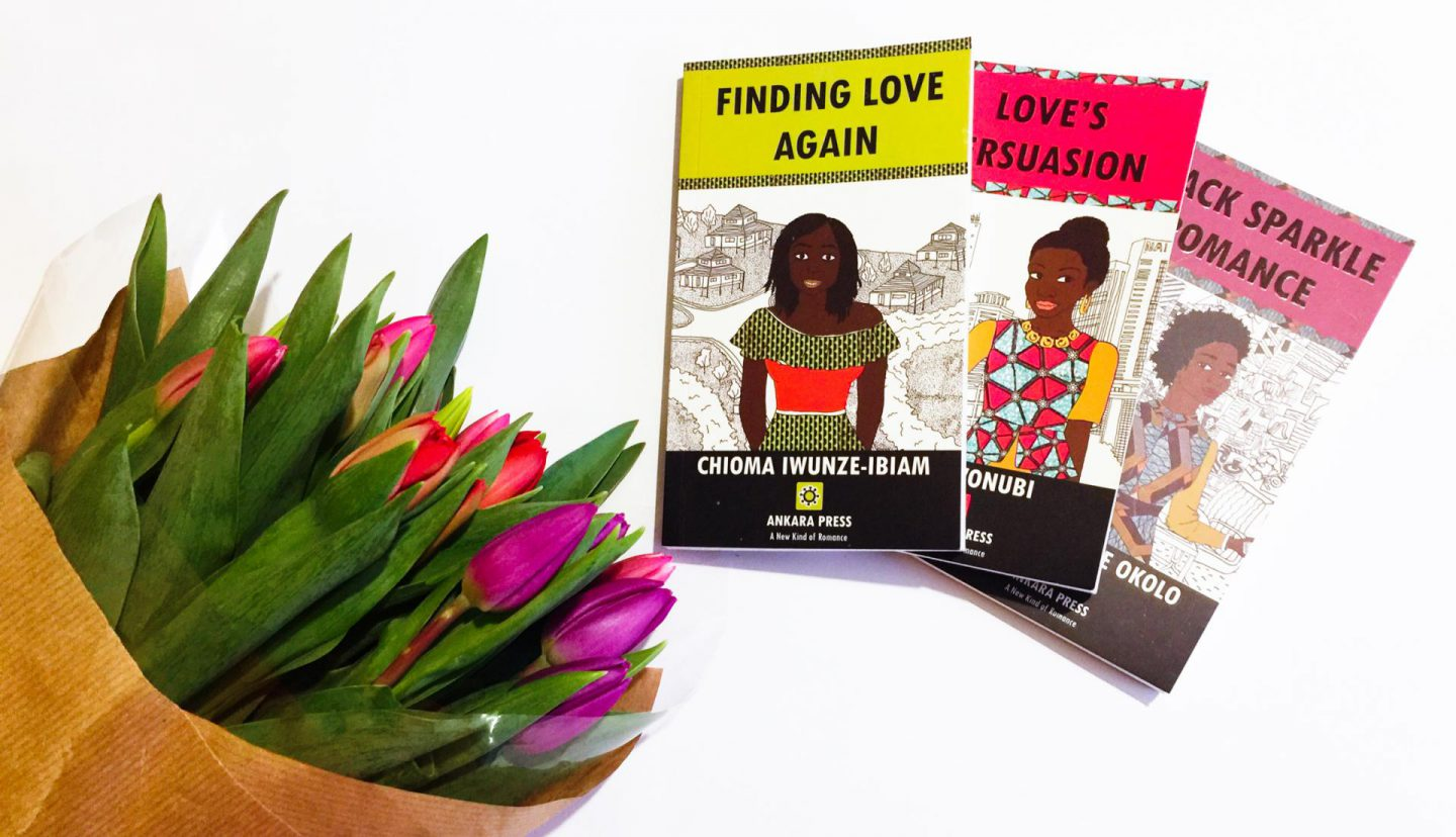 From Africa with Love: A New Kind of Romance with Ankara Press
