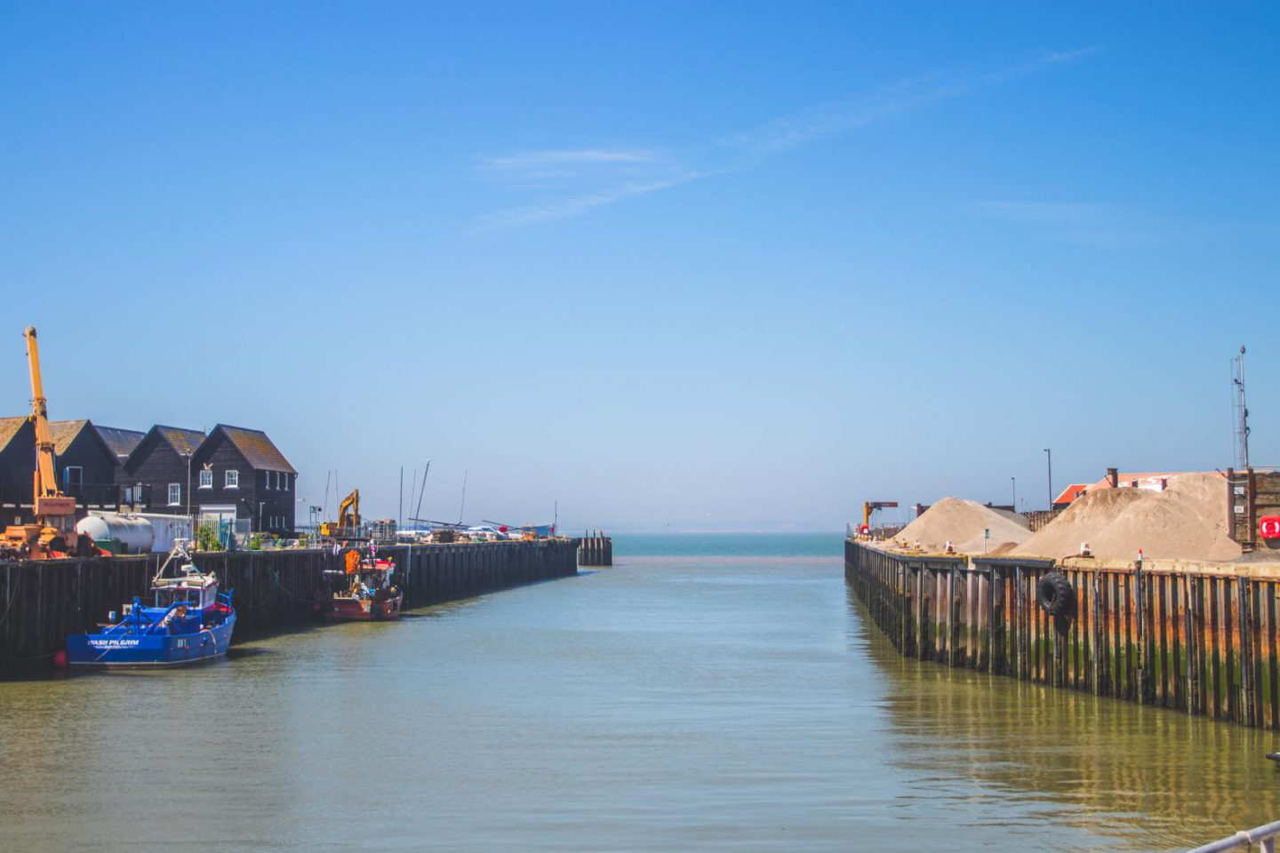 Days out in the UK: Whitstable, England's Oyster Bay, the Pearl of Kent