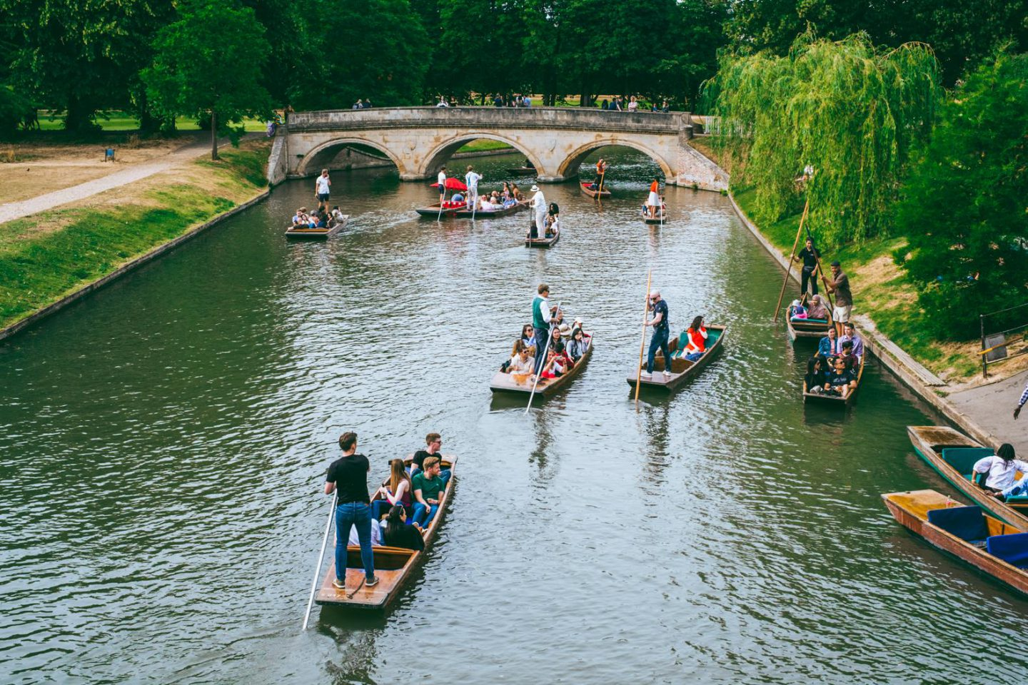 Days out in the UK: Cambridge, the city of cycles and college spires