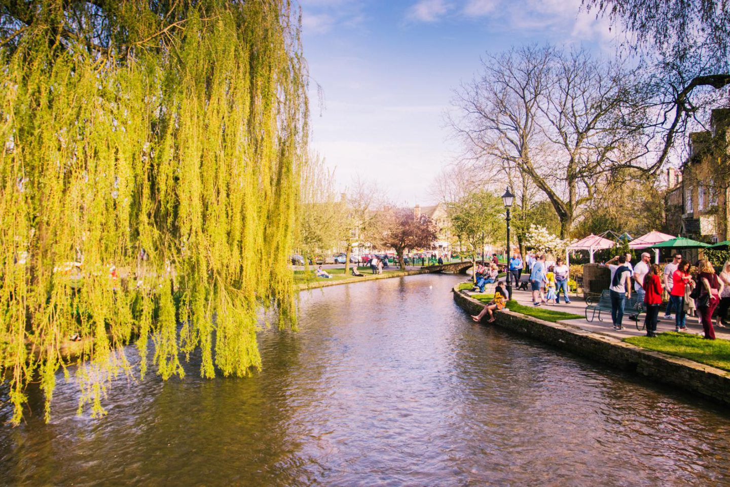 Days out in the UK: idyllic Cotswolds village Bourton on the Water
