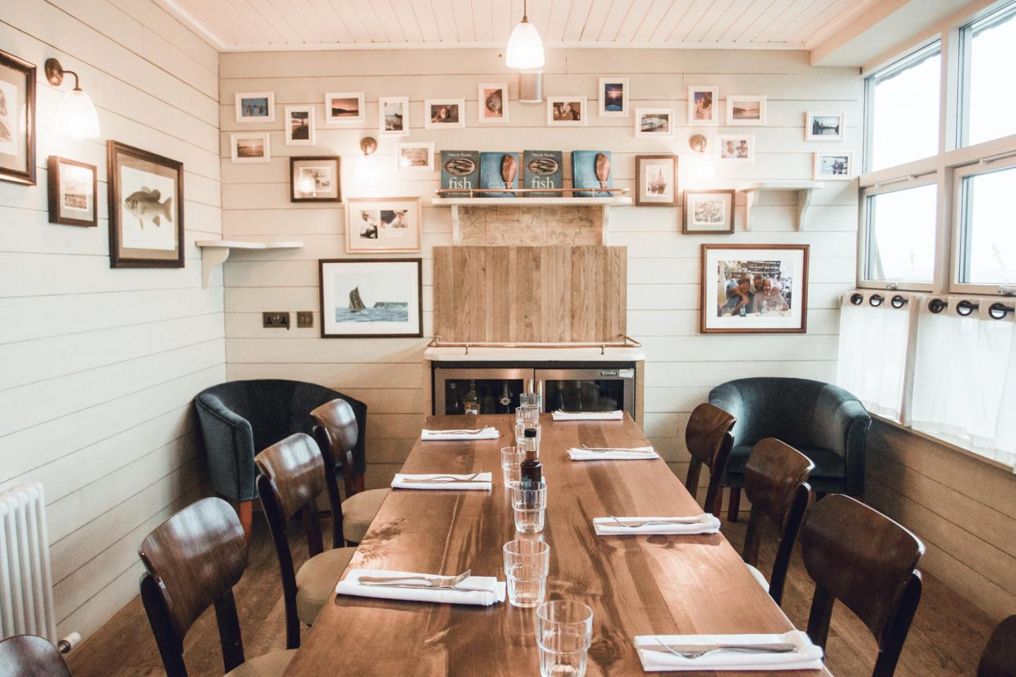 Rockfish Brixham: Fresh fish right in the heart of England's Seafood Coast