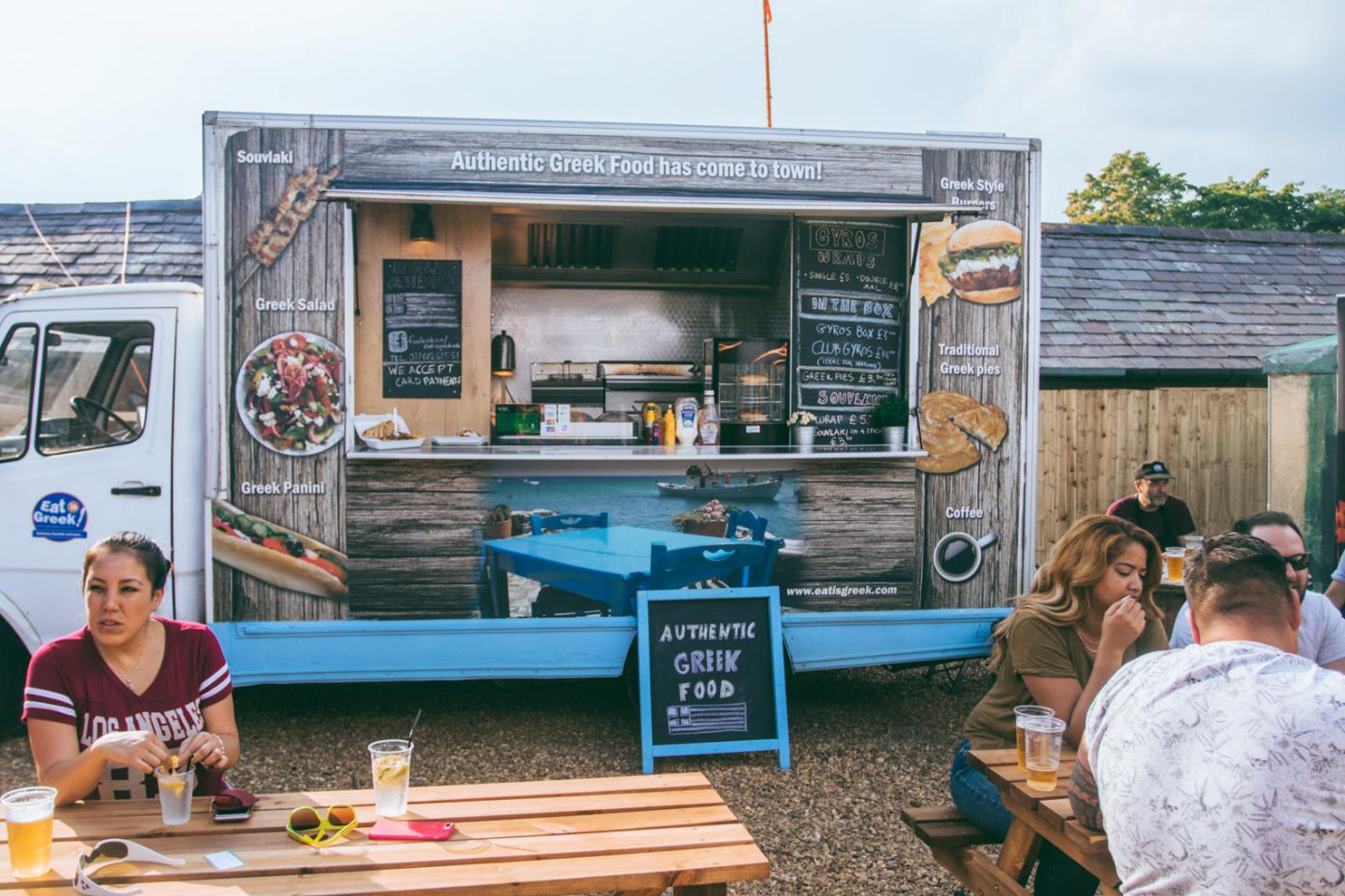 Days out in Milton Keynes: MK11 Beer and Street Food Festival