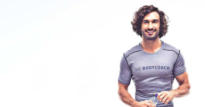 Top tips from Joe Wicks on boosting wellbeing